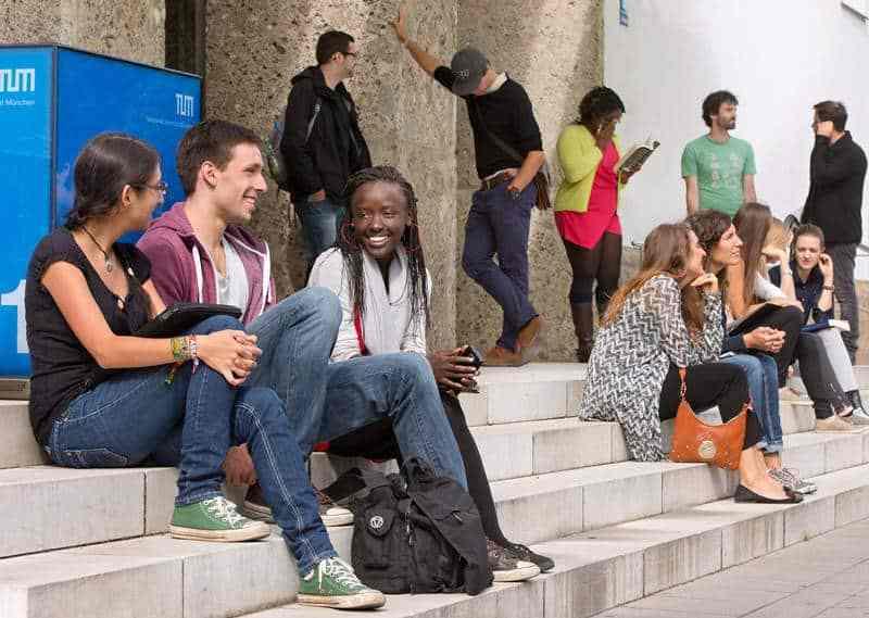 Sinh viên du học Đại học tại Tu Munich (Đức)