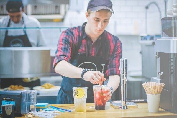 Sinh viên đi làm thêm tại Đức
