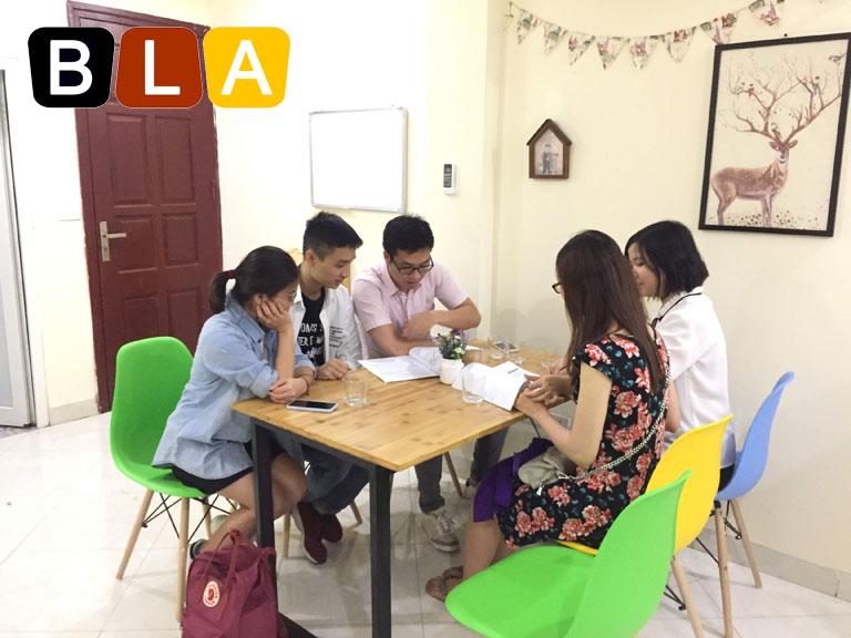 Hình ảnh nơi ở của các bạn học viên BLA trong thời gian học tiếng tại Hà Nội