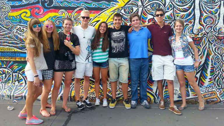 Giao lưu văn hoá trong Du học hè Đức