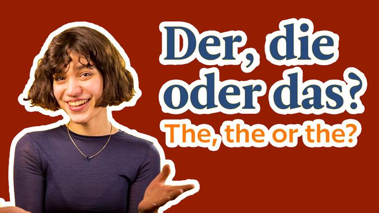 Phân biệt giống của danh từ trong tiếng Đức luôn khó khăn