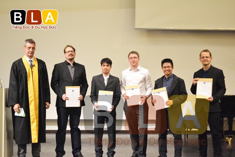 Học bổng du học Đức dành cho các sinh viên Việt Nam