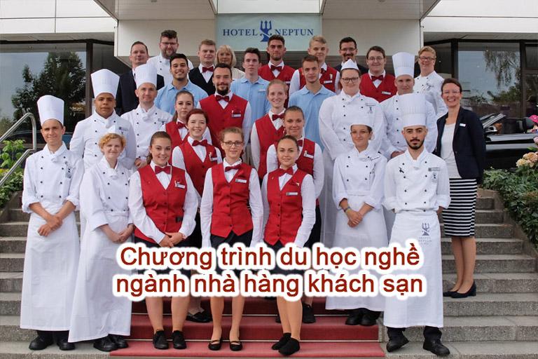 Du học nghề nhà hàng khách sạn tại Đức cùng BLA