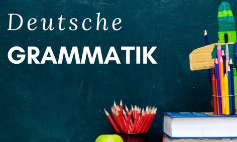 Ngữ pháp tiếng Đức rất thú vị