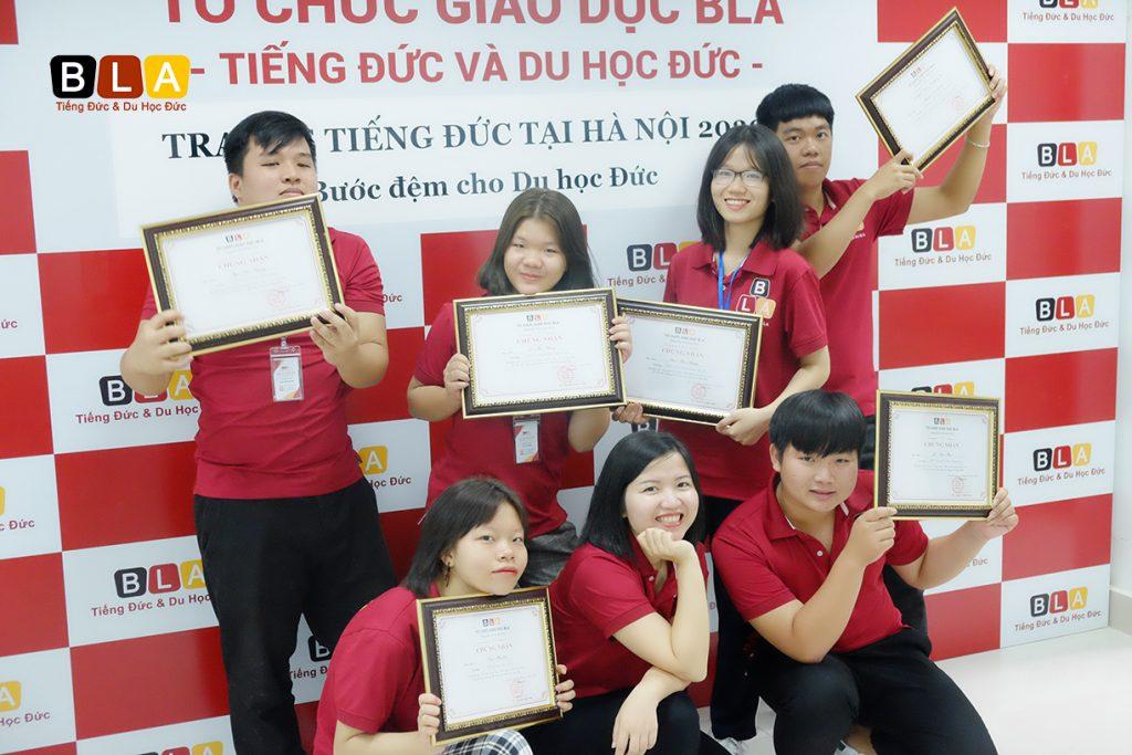 BLA - Nơi chắp cánh tương lai cho nhiều học viên Việt Nam làm việc tại Đức